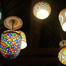 Lampu Hias by Mulawardi Sutanto - Artistic Objects Other Objects ( artistik, hias, lembang, lamp, travel, bandung )
