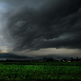 Storm is coming by Cristobal Garciaferro Rubio - Landscapes Weather