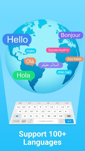 Facemoji Emoji Keyboard-Cute Emoji, Theme, Sticker screenshot 5