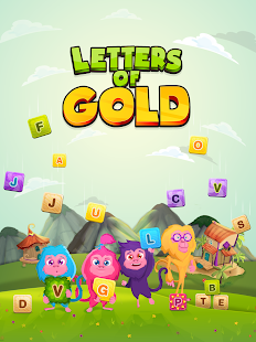 Letters of Gold - Word Search Game With Levels