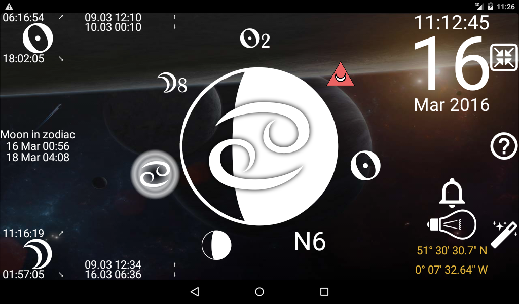 Lunar Calendar Screenshot 14