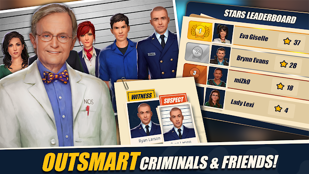 NCIS: Hidden Crimes APK screenshot thumbnail 5