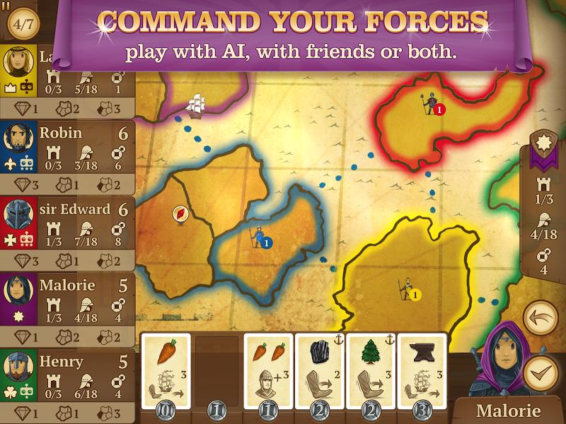 Eight-Minute Empire Screenshot 8