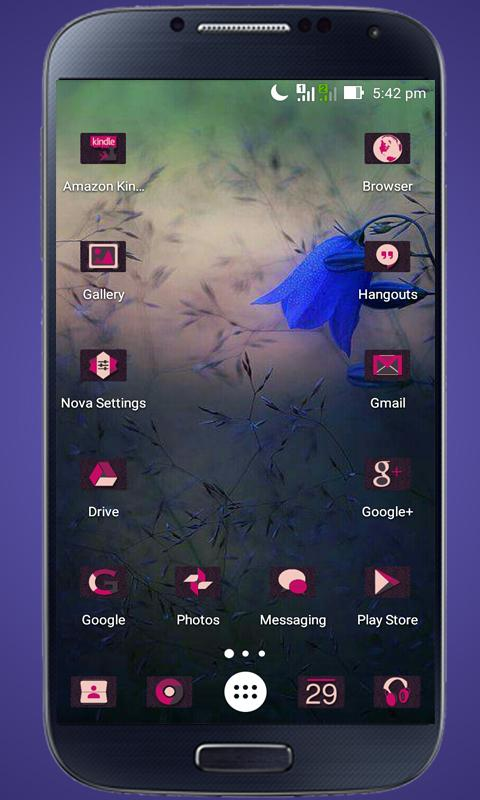 lovely_mia - icon pack Screenshot 4