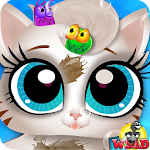 Messy Pets - Cleanup Salon Apk