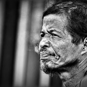 .... by Irfan Hikmawan - People Portraits of Men