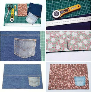 DIY Old Denim Jeans Ideas - screenshot