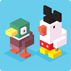 Crossy Road updated with Multiplayer gaming