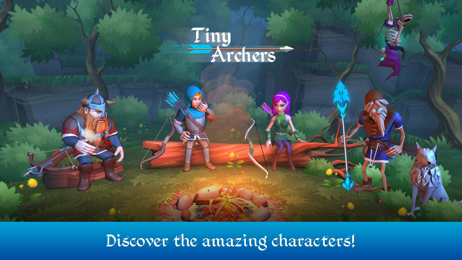 Tiny Archers Screenshot 3