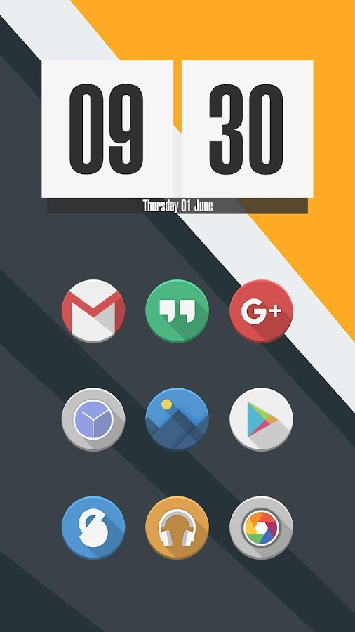 Balx - Icon Pack Screenshot 0