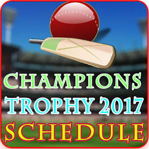 Download Champions Trophy 2017 Schedule For PC Windows and Mac