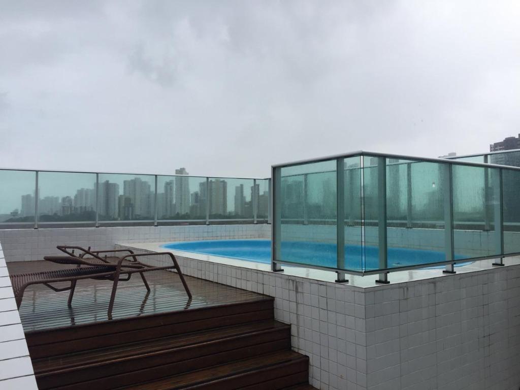 Apartamento com 3 dormitórios à venda, 80 m² por R$ 320.000 - Manaíra - João Pessoa/PB