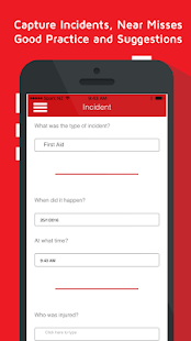 Safetyapp Pro - screenshot