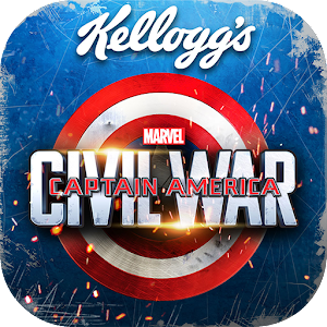 Kellogg Marvel's Civil War VR for Android