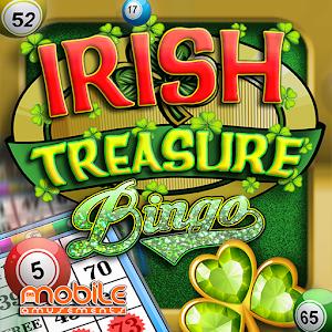 Irish Treasure Lucky Money Rainbow Bingo PAID For PC