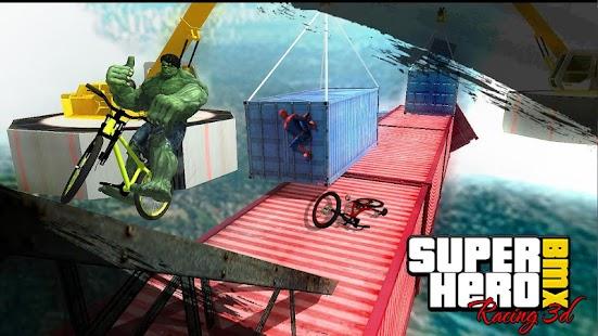 Superhero BMX Racing 2018