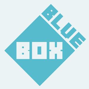 Cover art Blue Box