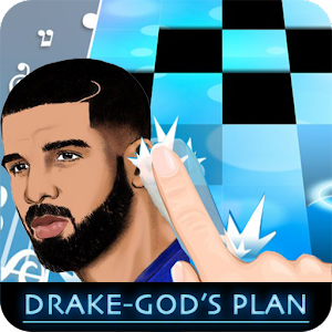 Piano Games Drake - Gods Plan Piano Tiles 2 the best app – Try on PC Now
