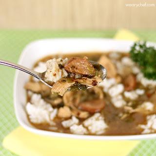 Creole Chicken Sausage Gumbo Recipes