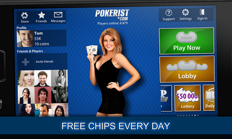 Texas Poker Screenshot 2