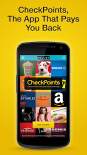 CheckPoints 🏆 Rewards App for pc