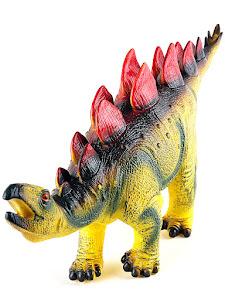 """Игрушка-фигурка серии """"Город Игр"""", динозавр стегозавр XXL, со звуком"""