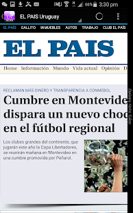 Uruguay Noticias - screenshot