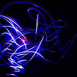 by Sivasriganeshwaran Siva - Abstract Light Painting (  )