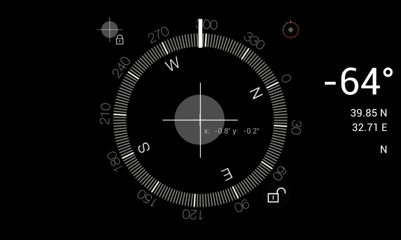 Compass Pro Screenshot 2