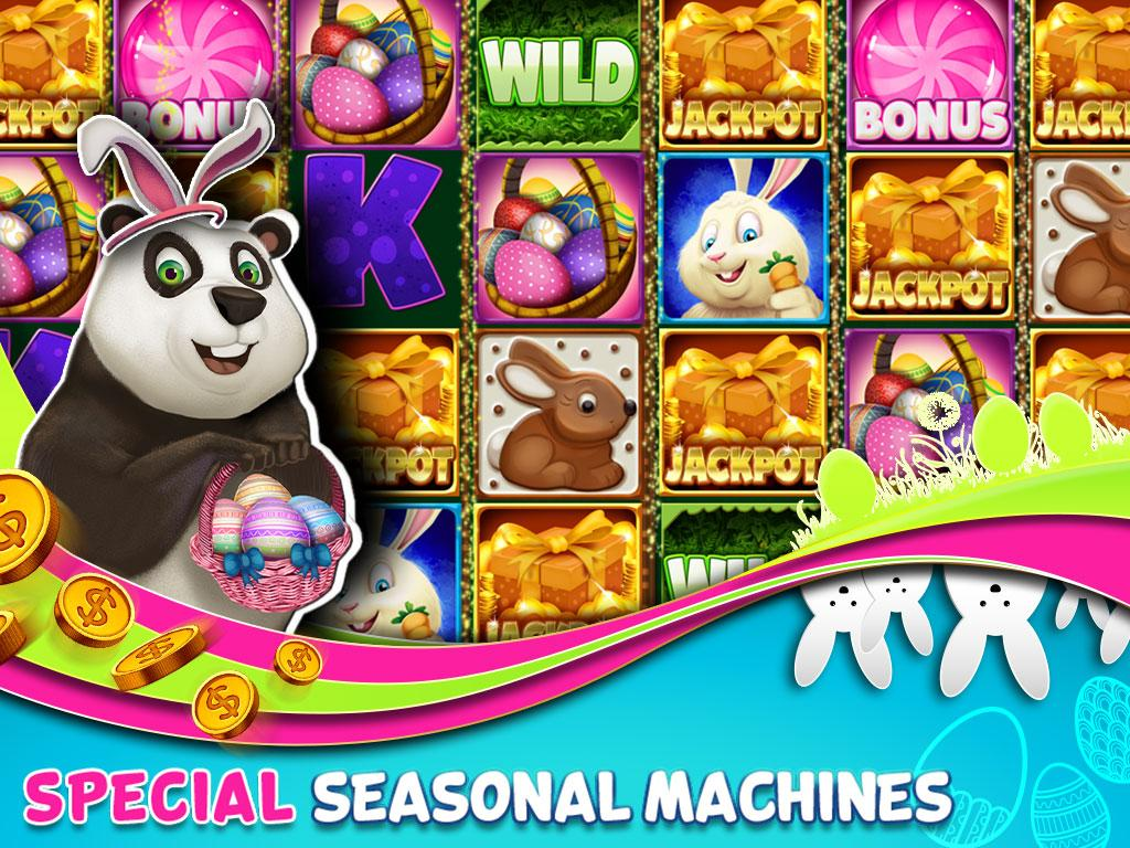 Panda Best Slots Free Casino Screenshot 6