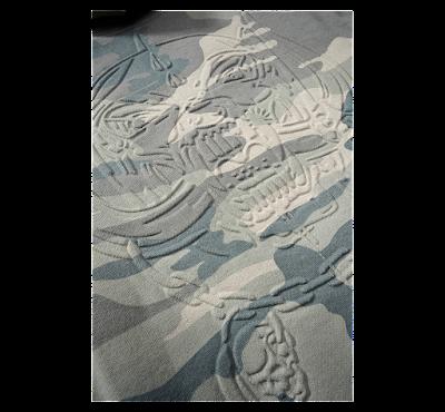 Толстовка MOTOERHEAD - Brandit - камуфляж ночь