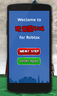 Robux for Roblox APK for Bluestacks