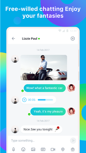Mico - Socialize for both introvert and extrovert screenshot 4