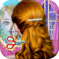 Game Fashion Hairstyle Salon apk for kindle fire