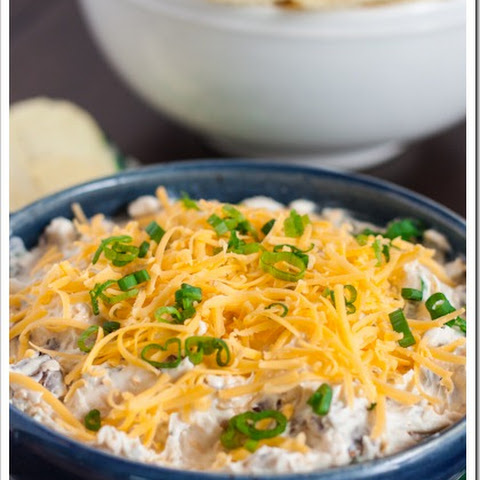 Loaded Potato Chip Dip