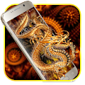 App Golden Dragon Theme APK for Windows Phone
