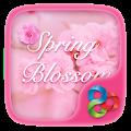 SpringBlossomGO Launcher Theme