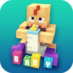 Baby Craft: Kids World Crafting and Building Games Online PC (Windows / MAC)