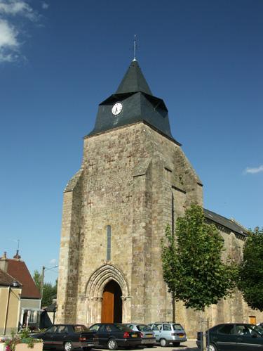 photo de Cluis (Eglise St Paxent)
