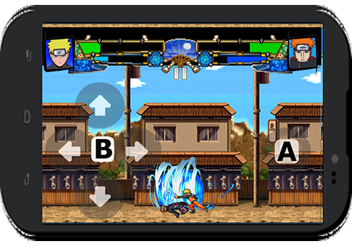 android Shinobi Battle Screenshot 7