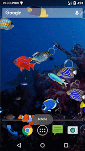 Download fish aquarium live wallpaper apk to pc download for Live fish games