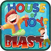 House of Toys Blast - Puzzle 3D Crush icon
