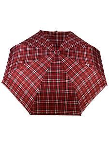 "Зонт ""Компакт S"", красно-белый"