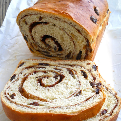 Brown Sugar – Raisin Bread