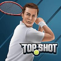 Top Shot 3D: Tennis Games 2018 on PC / Windows 7.8.10 & MAC