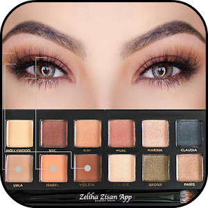 step by step learn make-up For PC