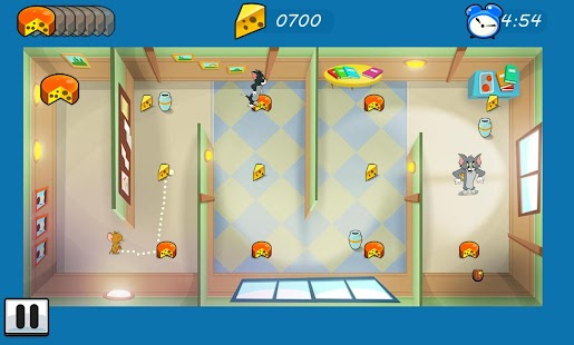 Game Tom & Jerry: Mouse Maze FREE APK for Windows Phone