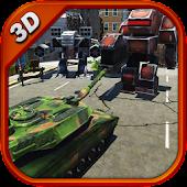 APK Game Army Tank Robot War for iOS