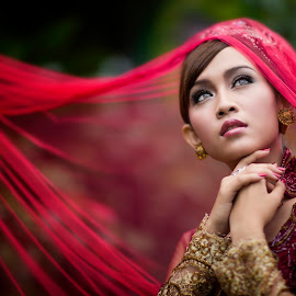 by Edo Slamet - People Portraits of Women
