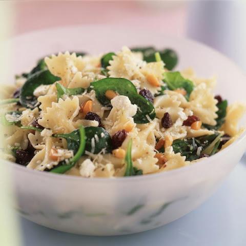 10 Best Spinach Feta Pasta Salad Recipes | Yummly